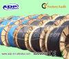 2-288 noyau tout le câble optique diélectrique ADSS de fibre de câble de soutien d'individu
