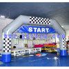 Rennen-aufblasbarer Bogen/Quadrat-aufblasbarer Bogen