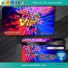 Cartão clássico da sociedade de Custome RFID Mf 1k NFC
