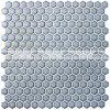 19mm sechseckige glasig-glänzende Pool-keramische Mosaik-Fliese (BCZ605)
