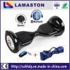 trotinette elétrico do balanço do auto da grande roda para o adulto com Bluetooth e diodo emissor de luz