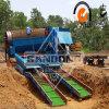 Trommel mobile pour la mini usine de lavage d'or (MGT1545)