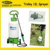トロリー12L Battery庭Sprayer、Knapsack Battery Sprayer New Kobold 6V Pump