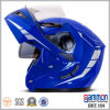 헬멧 (LP504) 높은 쪽으로 차가운 파란 기관자전차 손가락으로 튀김