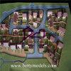 Самый лучший создатель масштабной модели виллы в модели China_Architecture (BM-0345)