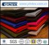 Tissu de polyester de Downproof tissé par vente en gros