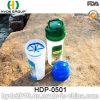Бутылка воды горячего сбывания 2016 Новый Год пластичная (HDP-0501)