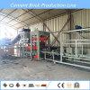 Por completo bloque hueco concreto automático Qt4-20 que hace la máquina