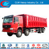 Supply Sinotruk HOWO 8X4 371HP Heavy Duty Mining Dump Truck