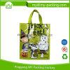 Kundenspezifischer Druck BOPP, der nichtgewebte Beutel-Einkaufstasche beschichtet