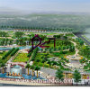 Масштабная модель парка инфраструктуры для архитектора (BM-0019)