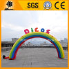 작은 6m Inflatable Dicos Rainbow Arch (BMAC58)