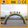 小さい6m Inflatable Dicos Rainbow Arch (BMAC58)