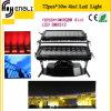 luz dobro do estágio da lavagem do projeto do diodo emissor de luz de 4in1 10W*72PCS (HL-023)