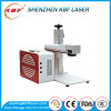 la máquina de la marca del laser de la fibra 50W para las herramientas de la joyería graba