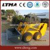 中国のスキッドの雄牛のローダーの小型車輪のローダーの価格