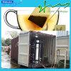 Planta pequena móvel Containerized do tratamento da água do RO para beber Cj112
