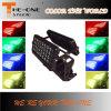 Luz dobro do efeito de estágio do diodo emissor de luz da cabeça 72X10W RGBW
