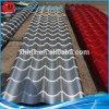 La couleur enduite d'une première couche de peinture a enduit la bobine de tôle d'acier de toiture