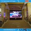 Visualización de LED de alquiler de interior P2.5 para hacer publicidad