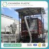 Doublure en bloc sèche de sac de doublure de conteneur de PE pour transporter la poudre