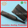 Tuyauterie rétrécissable en caoutchouc résistante UV d'EPDM