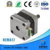 Elektrische Motor met NEMA 17