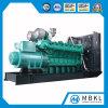 50Hz 1600kw/2000kVA 힘 Yuchai 디젤 엔진에 의하여 디젤 엔진 발전기 세트