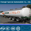 3 do eixo do caminhão 36-58cbm Liquidfied do gás do LPG do tanque reboque Semi