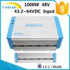 Shi-1000W-48V-220V 43.2~64VDC +RS485 solar fora do inversor da grade
