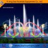 Fuente bonita de la música del estilo de Europa del efecto del oscilación 3D del agua