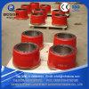 Batterie de frein grise Iron Ht250 Volvo pour camion / fourreau de frein / tambour de frein semi-camion 1584132