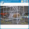Andamio de acero de Kwikstage de la construcción de los andamios