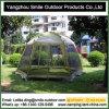 Preiswerter freier Garten-Pavillion-kampierendes Moskito-Hexagon-Zelt