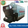 Caldaia a vapore pulita del carbone di fuoco del tubo della griglia industriale della catena