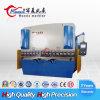 Freio hidráulico Wc67k da imprensa da placa de Anhui Huaxia