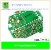Fie libre que comprueba el PWB lateral doble del prototipo Fr4 y a alto surtidor de la tarjeta de circuitos impresos