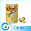 Sacs d'emballage de vide pour l'empaquetage de durian