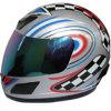 点の太字のヘルメット(WL-805)