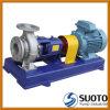 Pompe chimique centrifuge d'acier inoxydable