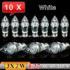 Diodo emissor de luz Candle Light de E27/E14 3*2W Golden/Silver (SJ0049)