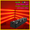 2014 o CREE novo RGBW de Product 8X12W quad-Color o disco Spider Light de 8 Eyes Beam no DJ