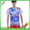 デジタル印刷の綿織物のタケスポーツのTシャツの卸売(XY-T14)