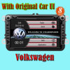 Vw Touran/Polo/Golf 5 Golf를 위한 차 DVD Navigation GPS 6 Baro/Passat B6/Tiguan (IY-8095)