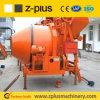 Mezclador concreto móvil fácil de la pequeña escala JZR500H