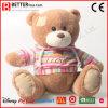 Gevulde Dierlijke Hersteld Zacht draagt Pluche draagt Stuk speelgoed in Hoodie voor de Jonge geitjes/de Kinderen van de Baby