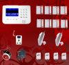 User-Friendly 99 беспроволочных систем охранной сигнализации экрана LCD зоны с Auto-Dialer (TY1109-G3H)