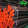 Pipe sans couture d'acier du carbone d'ASTM A53/A106/API 5L GR B