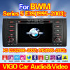 BMW X5 E39 E53のための車DVD GPS土曜日Nav