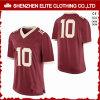 Più nuovo football americano Jersey uniforme (ELTFJI-58) del reticolo